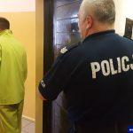 Uciekając przed policją … wyskoczył z balkonu