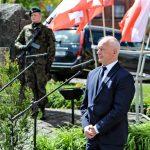 Sławomir Sadowski: Powstanie Warszawskie jest dla mnie pomnikiem polskiego heroizmu, nieustępliwości w walce o niepodległość, o wartości Bóg Honor Ojczyzna