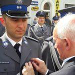 Dostaną podwyżki i nowy sprzęt. Warmińsko-mazurska policja świętowała w Biskupcu