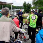 """Coraz więcej Polaków jeździ na rowerach. W Olsztynie zainaugurowano akcję """"Kręci mnie bezpieczeństwo"""""""
