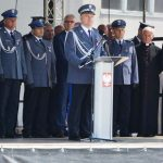 Funkcjonariusze z  WSPol w Szczytnie świętowali 98. rocznicę powołania do życia Policji Państwowej