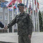 W Elblągu minister Antoni Macierewicz powitał dowództwo Wielonarodowej Dywizji Północ – Wschód