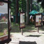Otwarto Wielki Szlak Leśny w Gierłoży. Wędrówka rozpoczyna się   w dawnej kwaterze Hitlera