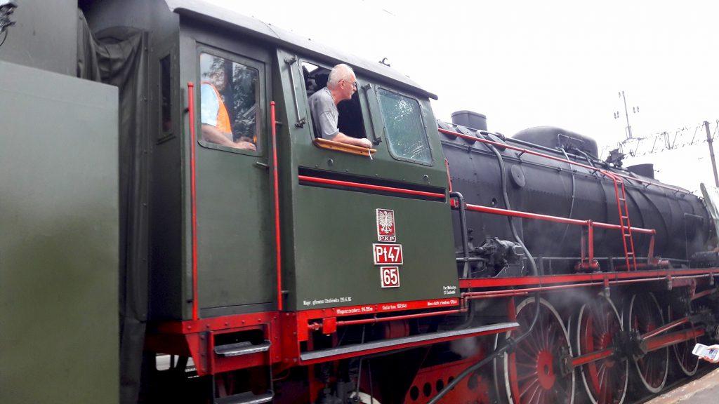 Путешествие, как в старые времена. Туристы ездят по Вармии и Мазурам на ретро поезде