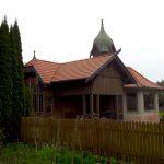 Zabytkowy dworzec kolejowy w Budwitach – prezent dla cesarza Wilhelma
