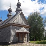 Cerkiew bieszczadzka w Godkowie