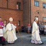 Procesja do portu rozpocznie uroczystości odpustowe i jubileuszowe we Fromborku