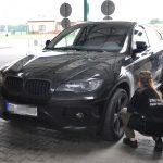 Warte 90 tysięcy złotych BMW zatrzymane na granicy polsko – rosyjskiej