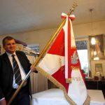 W Stoczku Klasztornym poświęcono sztandar Niezależnego Związku Żołnierzy AK
