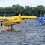Wystartowało Mazury Air Show. Nad jeziorem Niegocin trwa największa tego typu impreza w Polsce