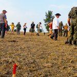 Archeolodzy wznawiają badania pola bitwy pod Grunwaldem. Pomogą im poszukiwacze z Danii, Norwegii i Anglii