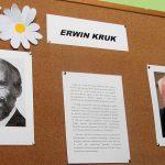 Szkoła podstawowa w Elgnówku koło Olsztynka będzie nosiła imię Erwina Kruka