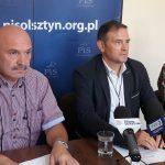 Politycy Prawa i Sprawiedliwości uważają, że Olsztyn nie zdąży z tak zwaną dekomunizacją ulic
