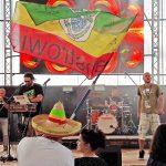 Kolorowe flagi, tłum ludzi i egzotyczna muzyka. Do niedzieli w Ostródzie trwa Reggae Festival