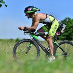 Triathloniści kończą sezon w Mrągowie