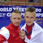 Sukcesy młodych olsztyńskich taekwondoków na Mistrzostwach Świata Kadetów w Egipcie