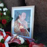 W Olsztynie uczczono rocznicę męczeńskiej śmierci księdza Jerzego Popiełuszki