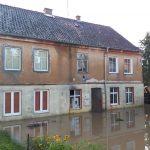 Do  gmin poszkodowanych przez poniedziałkowe ulewy trafiły pierwsze pieniądze