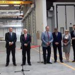 W Olecku otwarto Centrum Rozwojowo-Badawcze. Ma projektować nowe jachty
