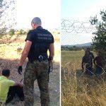 Strażnik graniczny z Warmii i Mazur odznaczony za misję w Macedonii