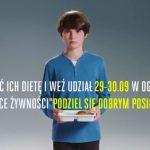 Ponad 100 tysięcy polskich dzieci cierpi z powodu niedożywienia. Podziel się z nimi dobrym posiłkiem