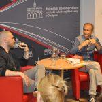Olsztyn odwiedził jeden z najpopularniejszych pisarzy młodego pokolenia