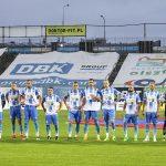 Piłkarze Stomilu Olsztyn dostaną dodatkowy milion złotych. W zamian mają utrzymać się w I lidze