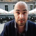 """Jakub Żulczyk, autor 'Wzgórza psów"""" spotkał się z czytelnikami w Olsztynie"""