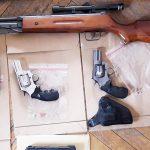 Wyłudzał kredyty, a w domu miał arsenał broni