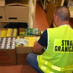 Przemytnicy stracili papierosy bez polskim znaków akcyzy