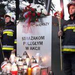 Warmińsko-mazurscy strażacy stanęli do apelu poległych. Uczcili kolegów, którzy zginęli na służbie