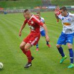 Piłkarze GKS-u Wikielec przegrali z Sokołem Aleksandrów Łódzki