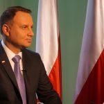 Andrzej Duda w Jezioranach: To moi rodacy napiszą Konstytucję RP