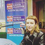 Ania Broda promuje muzyczną tradycję Warmii i Mazur