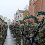 Po raz ostatni sztab 16. Pomorskiej Dywizji Zmechanizowanej świętował w Elblągu [FOTO]