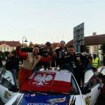 Olsztynianin mistrzem Łotwy w rallysprincie!