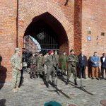 Uczą żołnierzy z sił NATO w Elblągu historii Polski