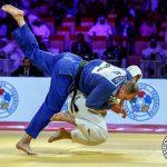 Olsztyński judoka drugi w Gran Slam! Zobacz finałową walkę w Abu Zabi
