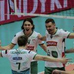 Siatkarze z Olsztyna wygrali po zaciętym meczu ze Skrą 3 : 2