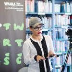 Anna Mucha podczas WAMA Film Festival: Lubię kiedy po projekcji coś we mnie pozostanie