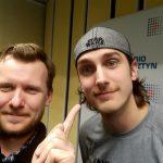 Blake Scheerhoorn: uwielbiam Polskę, Olsztyn i… wąsy