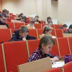 Dzieci Polonii z Irlandii, Ukrainy i Litwy uczą się matematyki na UWM w Olsztynie