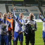 Lider odprawiony z kwitkiem! Stomil wygrał z Odrą Opole 2:0 po dwóch golach Artura Siemaszko