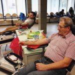 Strażnicy graniczni oddali krew potrzebującym