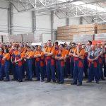 Firma Szynaka otworzyła w Nowym Mieście Lubawskim nową halę produkcyjną. To 150 nowych miejsc pracy