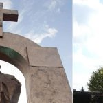 Olsztyński przedsiębiorca z Francji jest gotów  przyjąć kontrowersyjny pomnik papieża
