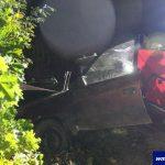 Tragiczny wypadek w powiecie gołdapskim. Nie żyje 28-latek