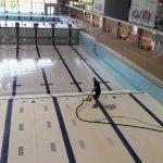 Do grudnia basen olimpijski w Olsztynie będzie nieczynny. To decyzja nadzoru budowlanego