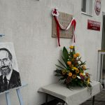Poeta i publicysta Erwin Kruk  patronem szkoły w Elgnówku