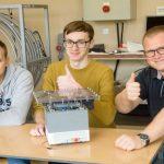 Falochrony prądotwórcze. Studenci znaleźli nowe źródło energii odnawialnej